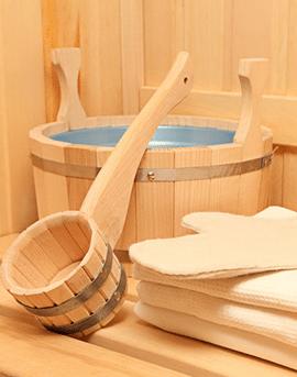 Aqua Détente Luxembourg - accessoires saunas et infrarouges
