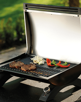Aqua Détente Luxembourg - barbecue gaz