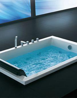 Aqua Détente Luxembourg baignoire balnéothérapie