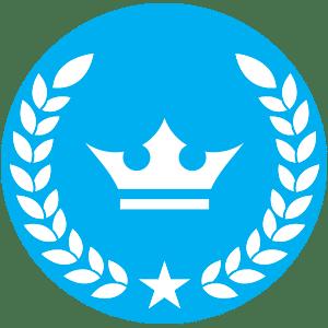 Icon représentant une couronne pour Aquadetente fournisseur de qualité Durabilité et de Produits Haut de gamme.