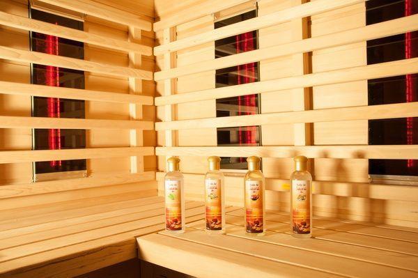 Showroom Aqua Détente Luxembourg, Sauna infrarouge
