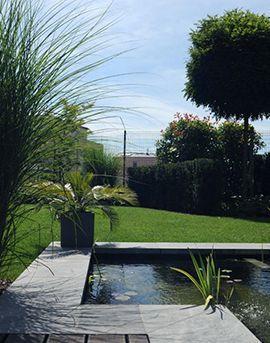 Aqua Détente paysagiste création et réalisation d'espace vert