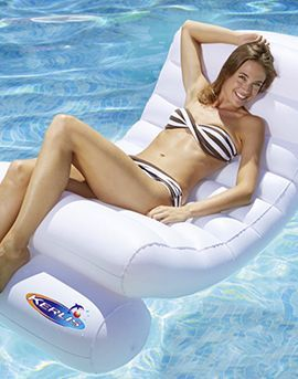Fauteuil piscine accessoire piscine Aqua Détente