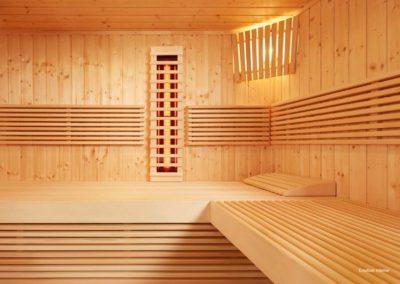 Acqua Detente Saunas 180
