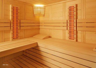 Acqua Detente Saunas 182