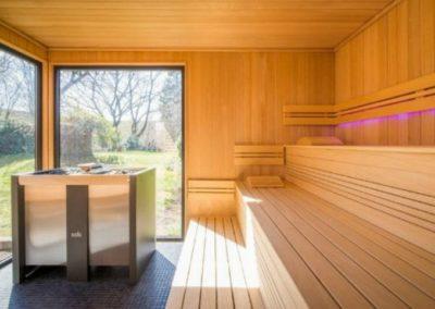 Acqua Detente Saunas 205