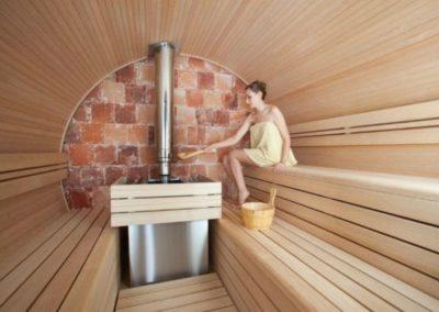 Acqua Detente Saunas 206
