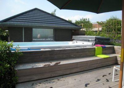 Spa nage proposé par Aqua Détente Luxembourg