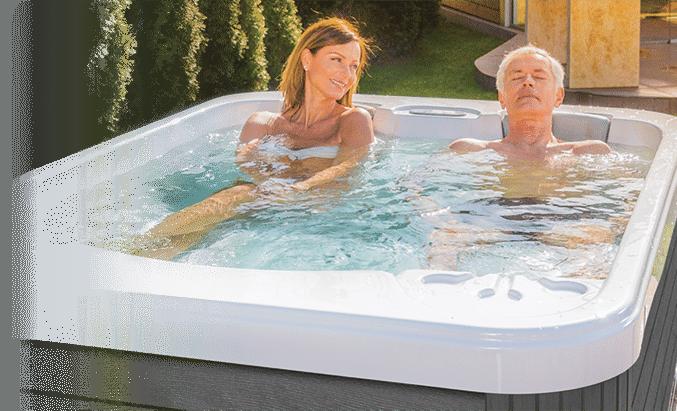Laissez-vous charmer par notre gamme de spa
